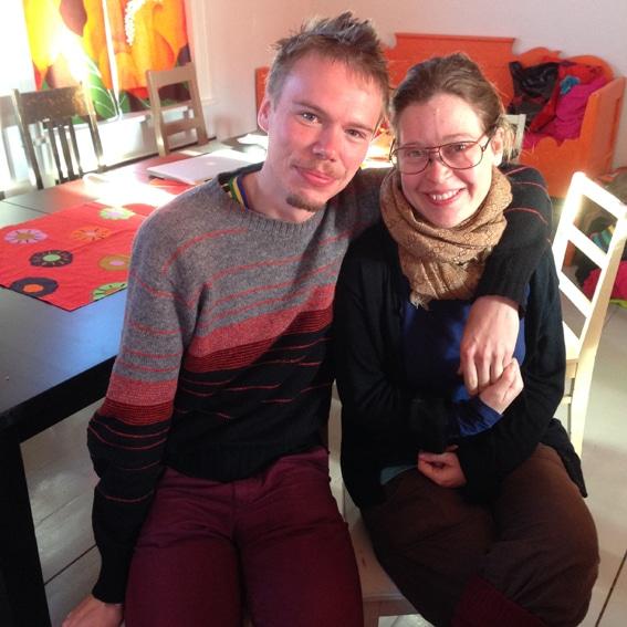 Antti och Karin