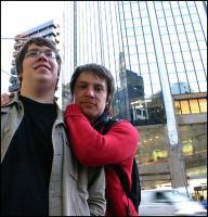 Mattis och Tobbe